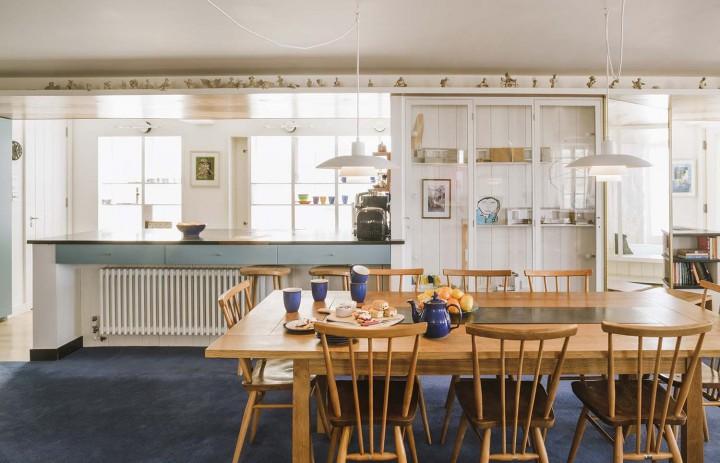 Dining Room in Old Saltings