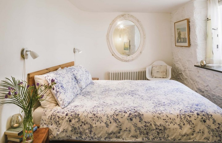Bedroom in Old Saltings