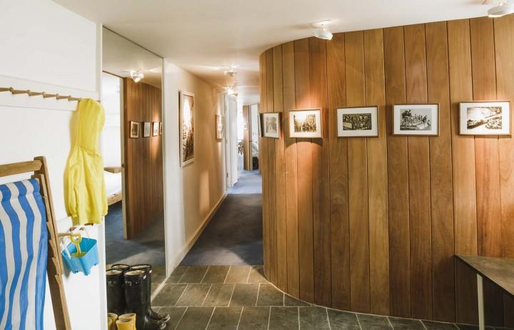 Old Saltings Hallway
