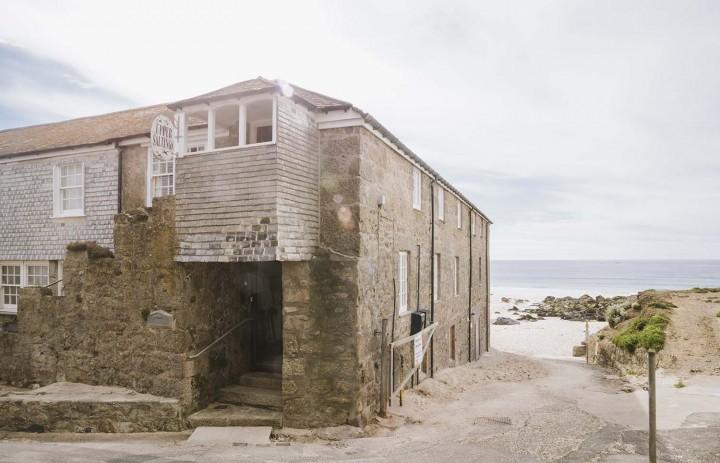 Old Saltings in St Ives
