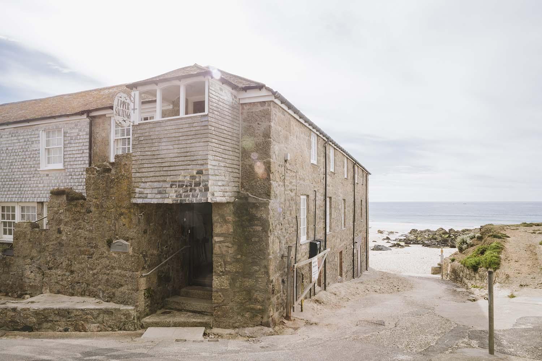 Old Saltings Holiday Home On Porthmeor Beach St Ives